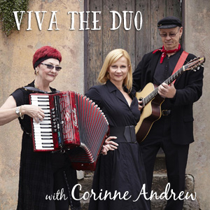 viva the duo with corinne andrew