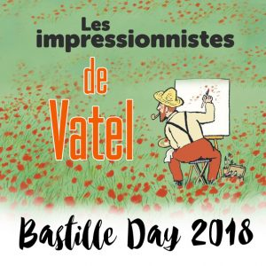 Bastille Day 2018 at Vatel