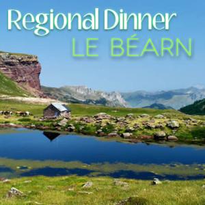 Regional dinner, Le Béarn