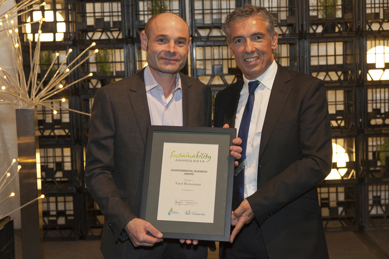 City of Canada Bay Council Sustainability Awards 2014